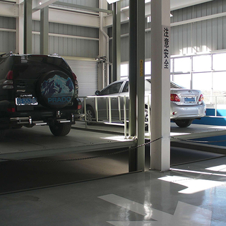 3ton Hydraulic Four Post Car Lift for Home Garage 1. Product introduction
