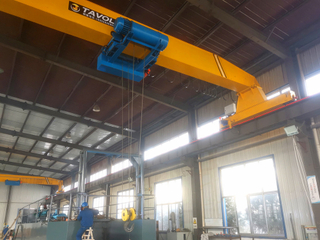 Electric Wire Rope Hoist For Low Room Working Site