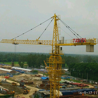 Construction Building Tower Crane